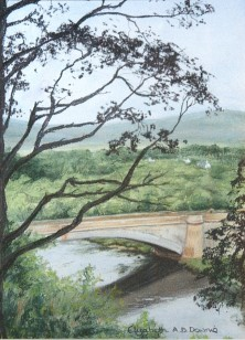 Blair Castle painting