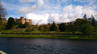 Inverness Castle River Ness
