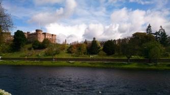 Inverness Castle River Ness