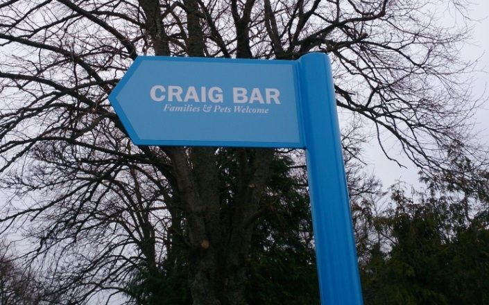 Craig Bar, Grantown