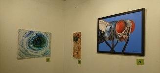 Art exhibition at Grantown Museum