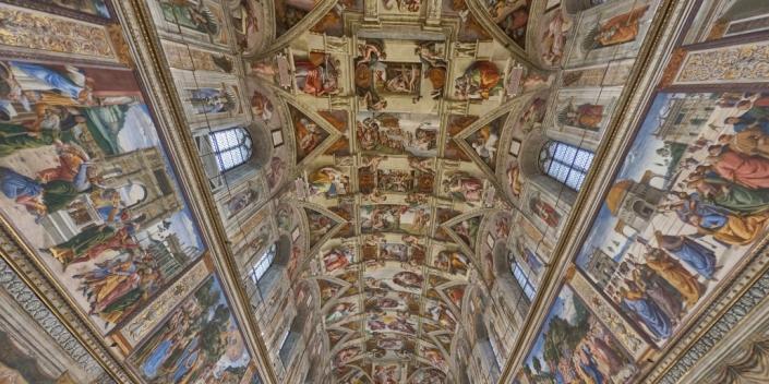 Sistine Chapel, Vatican Museums